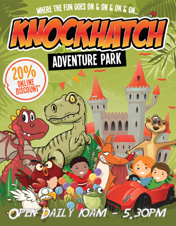 Knockhatch Kids Parties Sussex Hailsham